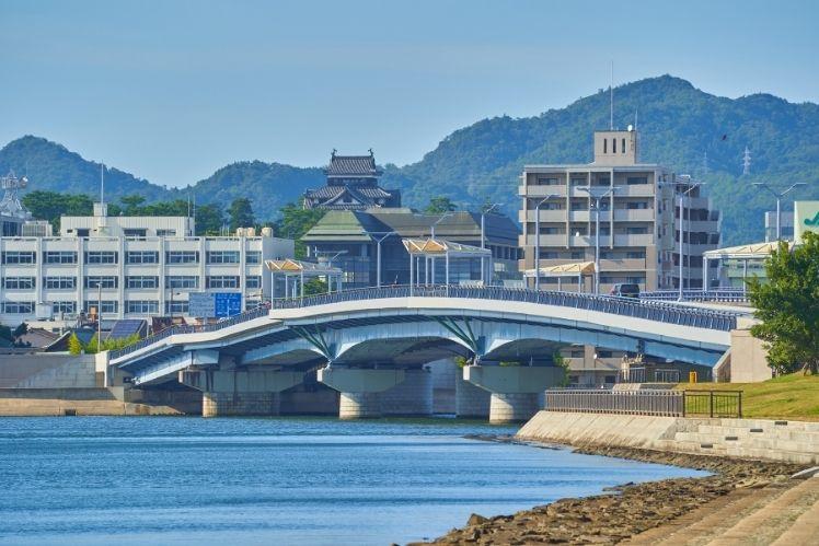 松江市玉造から伺います!